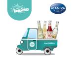 Accordo tra Maniva e Tomarchio Bibite per la distribuzione in Italia