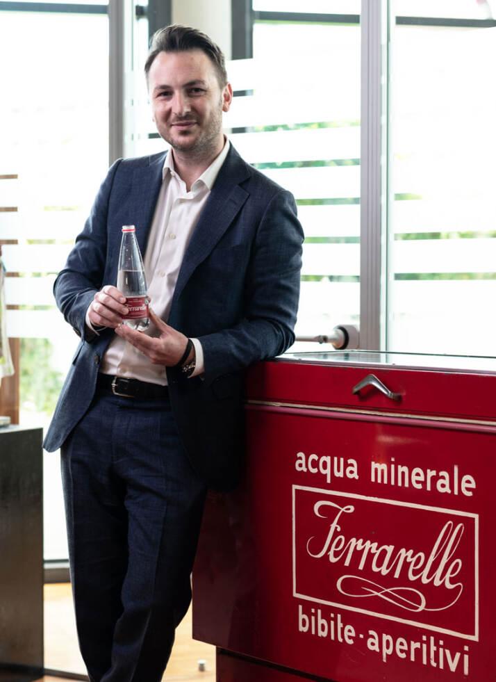 Mario Iaccarino, Head of Retail di Ferrarelle SpA