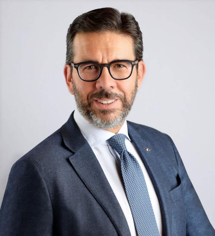Massimiliano Pogliani, CEO illyCaffe