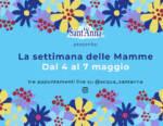 Acqua Sant'Anna e la settimana delle mamme!