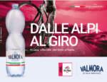 Valmora è per il terzo anno l'Acqua Ufficiale del Giro d'Italia