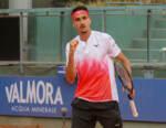Il sogno di Sonego a Roma si ferma in semifinale, continua quello di Acqua Valmora sponsor del tennis