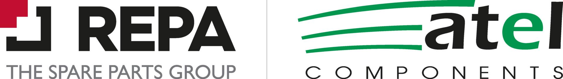 logo ATEL S.r.l. a socio unico - REPA The Spare Parts Group
