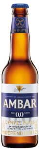 AMBAR 0.0 GLUTEN FREE - Birra confezione