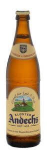 ANDECHS WEISSBIER ALKOHOLFREI - Birra confezione