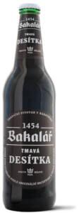 BAKALAR TMAVÁ DESÍTKA - Birra confezione