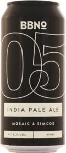 BBNO. 05 INDIA PALE ALE - Birra confezione