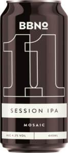BBNO. 11 SESSION IPA - Birra confezione
