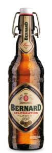 BERNARD CELEBRATION LAGER - Birra confezione