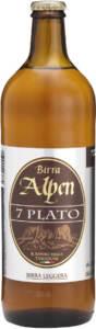 BIRRA ALPEN 7 PLATO - Birra confezione