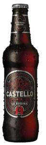 BIRRA CASTELLO LA RUBINA - Birra confezione