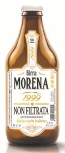 BIRRA MORENA 199 NON FILTRATA - Birra confezione