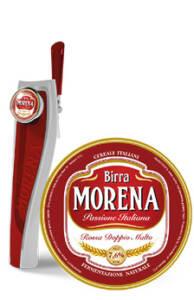 BIRRA MORENA DOPPIO MALTO ROSSA - Birra confezione