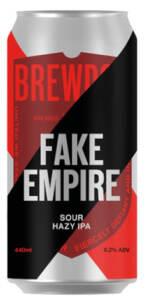 BREWDOG FAKE EMPIRE - Birra confezione