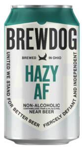 BREWDOG HAZY AF - Birra confezione