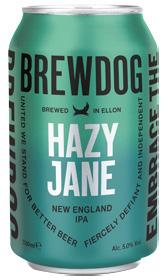 BREWDOG HAZY JANE - Birra confezione