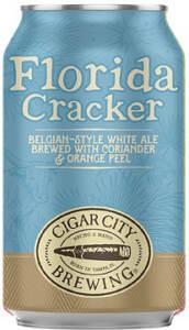 CIGAR CITY FLORIDA CRACKER - Birra confezione