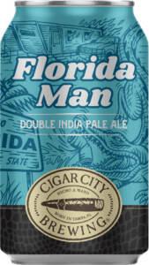 CIGAR CITY FLORIDA MAN - Birra confezione