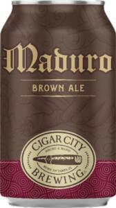CIGAR CITY MADURO - Birra confezione