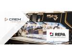Con CREM il Gruppo REPA amplia il suo portfolio di marchi Welbilt in Italia, attraverso LF SpA