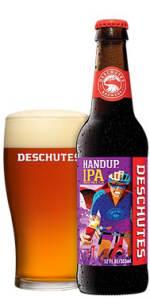 DESCHUTES HAND UP IPA - Birra confezione