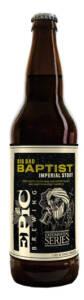 EPIC BREWING COMPANY BIG BAD BAPTIST - Birra confezione