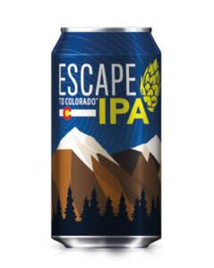 EPIC BREWING COMPANY ESCAPE TO COLORADO IPA - Birra confezione
