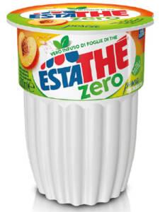 Estathè Zero Tè e tisane fredde confezione