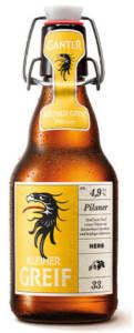 Birre GANTER KLEINER GREIF confezione