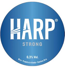 Birre HARP STRONG confezione