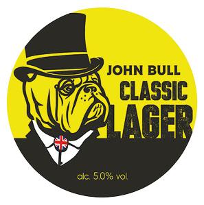 JOHN BULL CLASSIC LAGER - Birra confezione