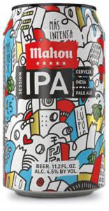 MAHOU 5 ESTRELLAS SESSION IPA - Birra confezione
