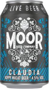 MOOR BEER CLAUDIA - Birra confezione