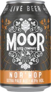 MOOR BEER NOR'HOP - Birra confezione