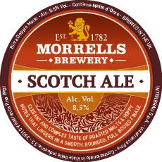MORRELLS SCOTCH ALE - Birra confezione