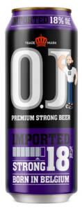 Birre O.J. STRONG 18% confezione