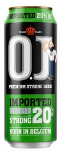 Birre O.J. STRONG 20% confezione