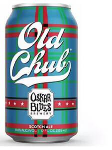 OSKAR BLUES OLD CHUB - Birra confezione