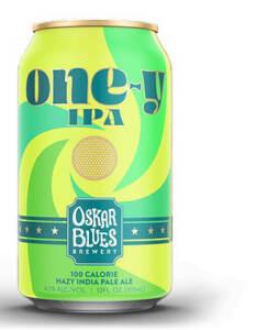 OSKAR BLUES ONE Y IPA - Birra confezione