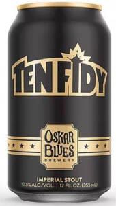 OSKAR BLUES TEN FIDY - Birra confezione