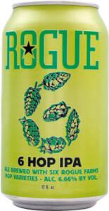 ROGUE 6 HOP - Birra confezione