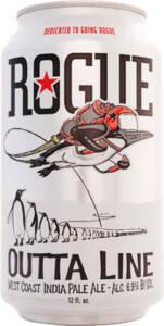 ROGUE OUTTA LINE IPA - Birra confezione