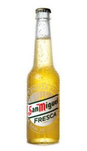 SAN MIGUEL FRESCA - Birra confezione