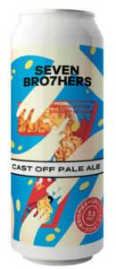 SEVEN BRO7HERS CAST OFF PALE ALE - Birra confezione