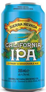 SIERRA NEVADA CALIFORNIA IPA - Birra confezione