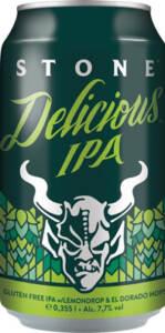 STONE BREWING DELICIOUS IPA GFREE - Birra confezione