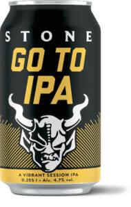STONE BREWING GO TO IPA - Birra confezione