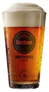 Birre Warsteiner Brewers Gold confezione