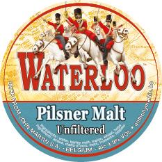 WATERLOO PILSNER MALT UNFILTERED - Birra confezione