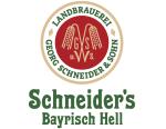 SCHNEIDER'S BAYRISCH HELL, una storica novità fieramente bavarese